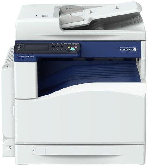 Urządzenie Xerox DocuCentre SC2020, MFP kolor A3, DADF, sieć 10/100 (SC2020V_U)