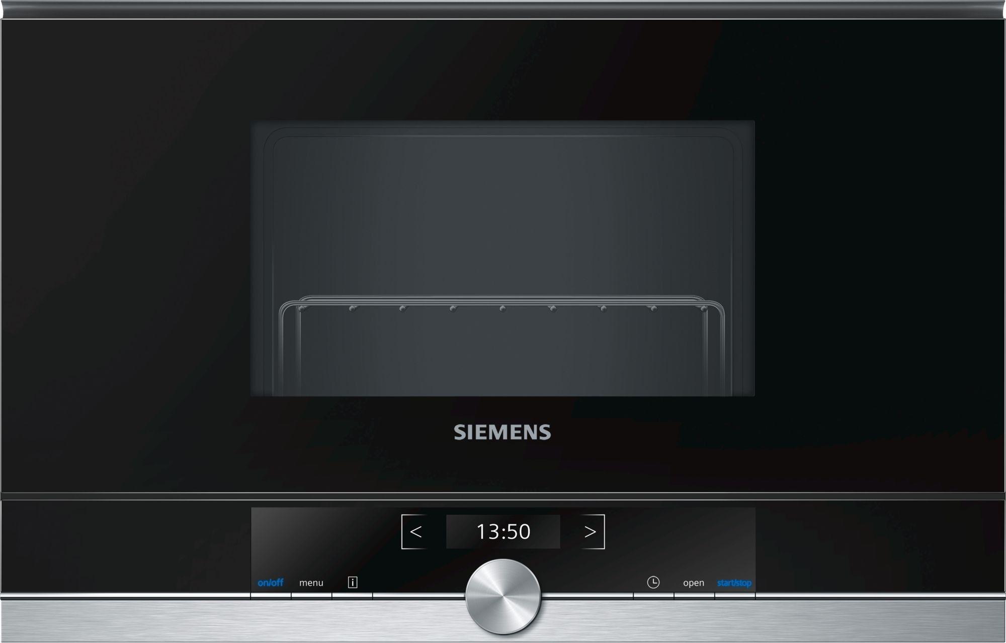 Mikrofala Siemens BE634RGS1 sLine, I tel. (22) 266 82 20 I Raty 0 % I kto pyta płaci mniej I Płatności online !