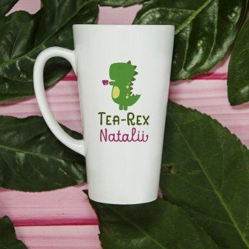 Tea-Rex - Personalizowany Kubek