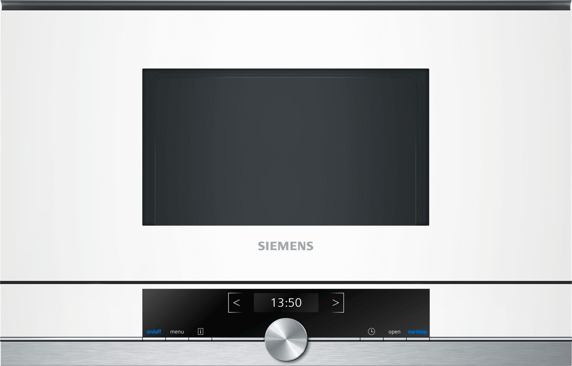 Mikrofala Siemens BF634LGW1 sLine, I tel. (22) 266 82 20 I Raty 0 % I kto pyta płaci mniej I Płatności online !