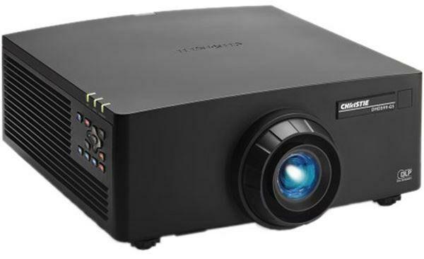 Projektor Christie DHD599-GS (140-036100-01) Black + UCHWYTorazKABEL HDMI GRATIS !!! MOŻLIWOŚĆ NEGOCJACJI  Odbiór Salon WA-WA lub Kurier 24H. Zadzwoń i Zamów: 888-111-321 !!!