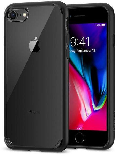 Etui Spigen Ultra Hybrid 2 Apple iPhone 7/8/SE 2020 Black