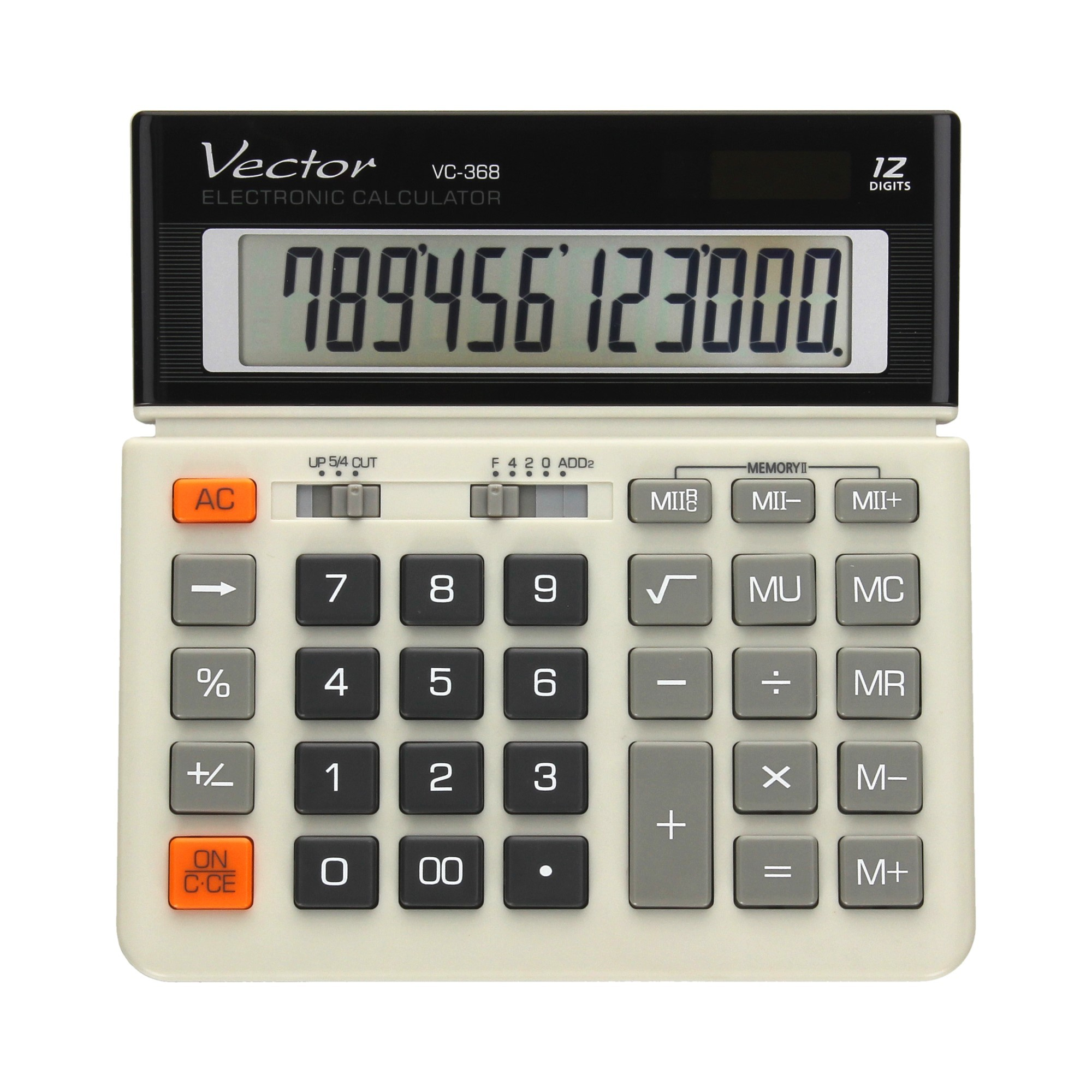 Kalkulator 12pozycyjny VC368 Vector
