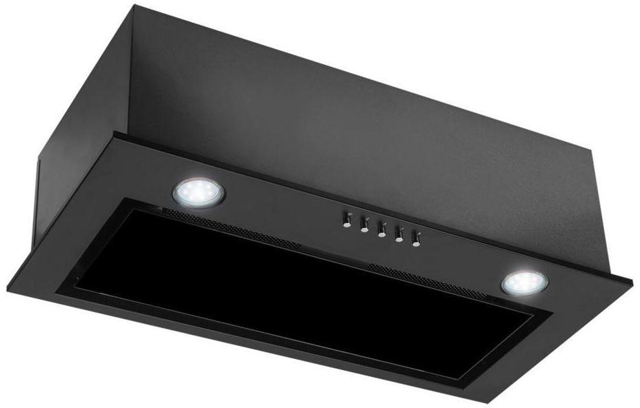 Okap podszafkowy SL-BOX GLASS BL 60 cm CIARKO