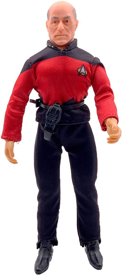 Mego Star Trek Jean-Luc Picard Lansay