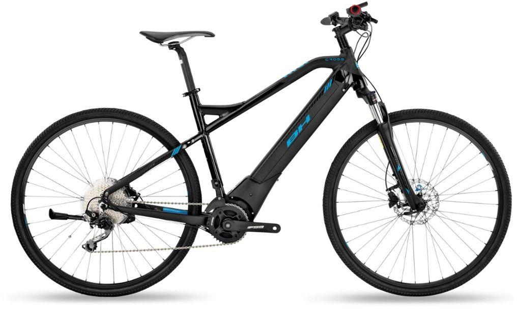 Rower elektryczny crossowy Atom Cross ER509 BH Bikes
