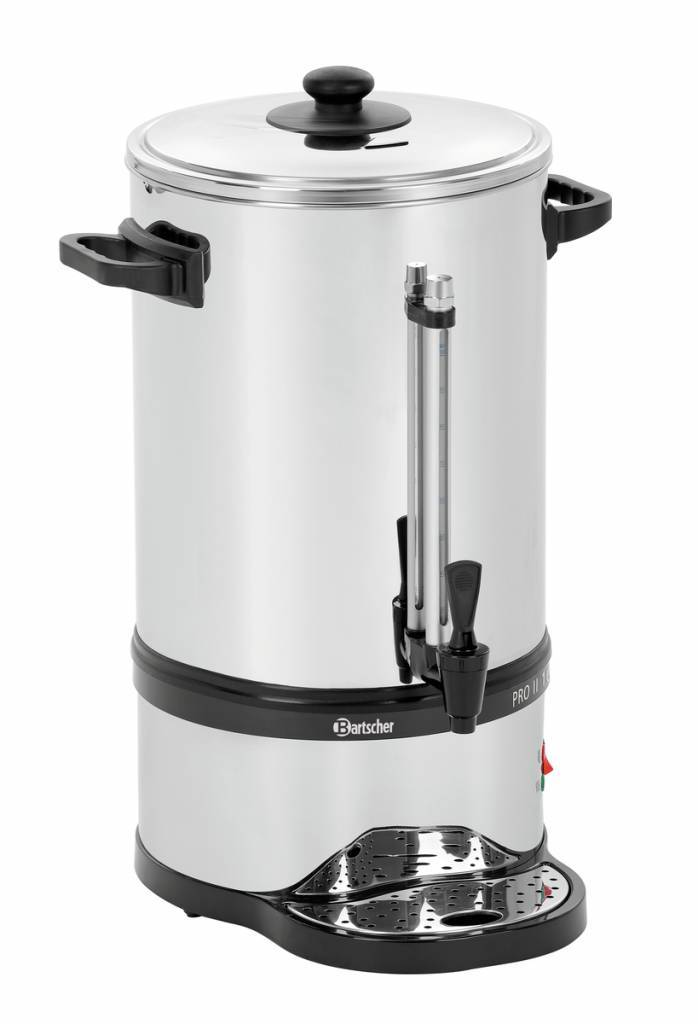Bartscher Perkolator PRO II 100T 13.2L 1600W 230V 350x371x(H)575mm - kod A190198