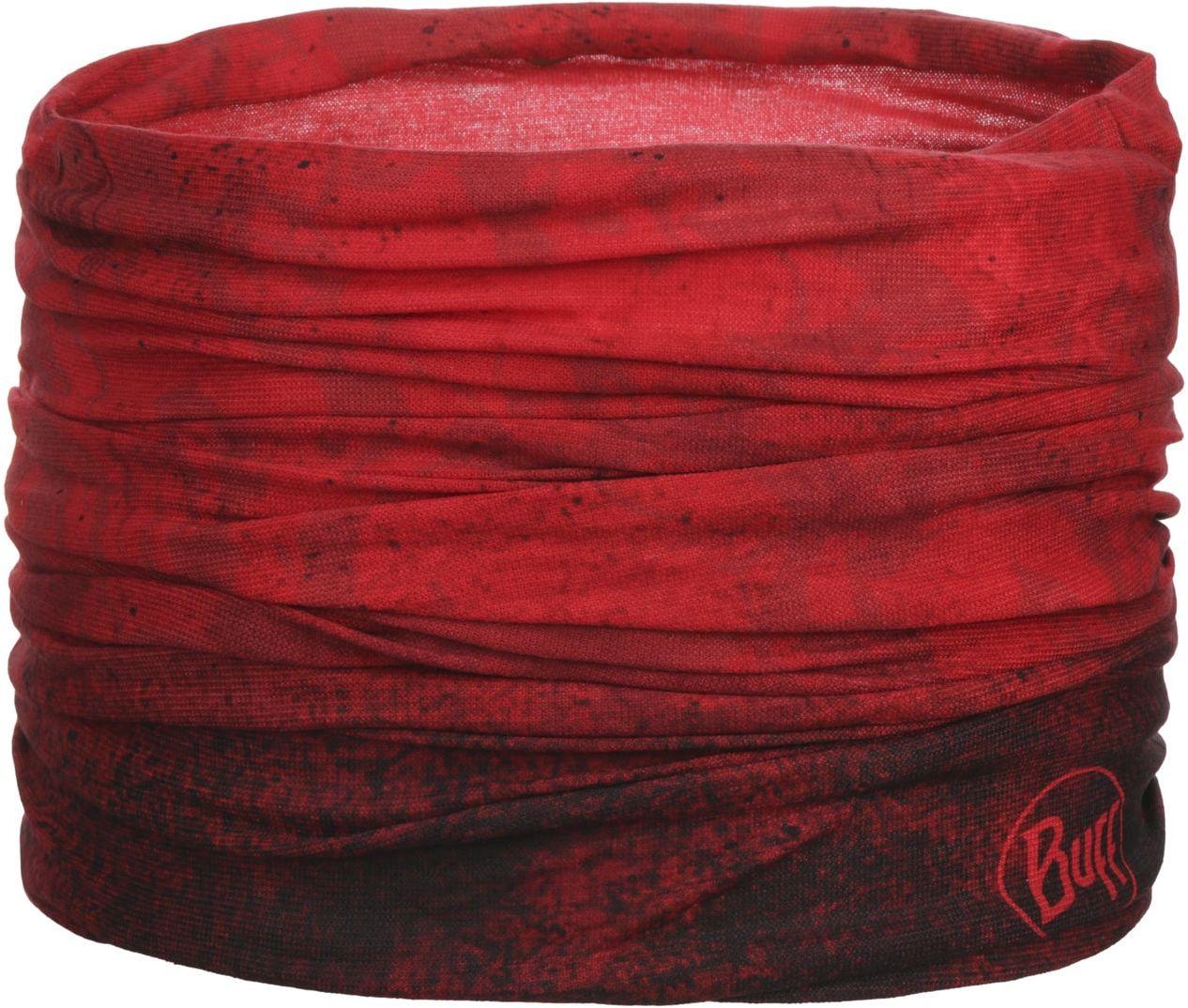 Chusta Wielofunkcyjna Katmandu Red by BUFF, czerwony, One Size