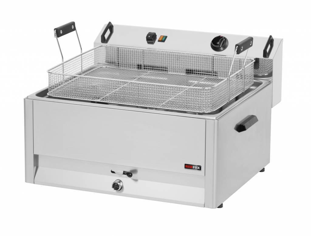 Frytownica elektryczna trójfazowa 30L 15000W 670x650x(H)370mm