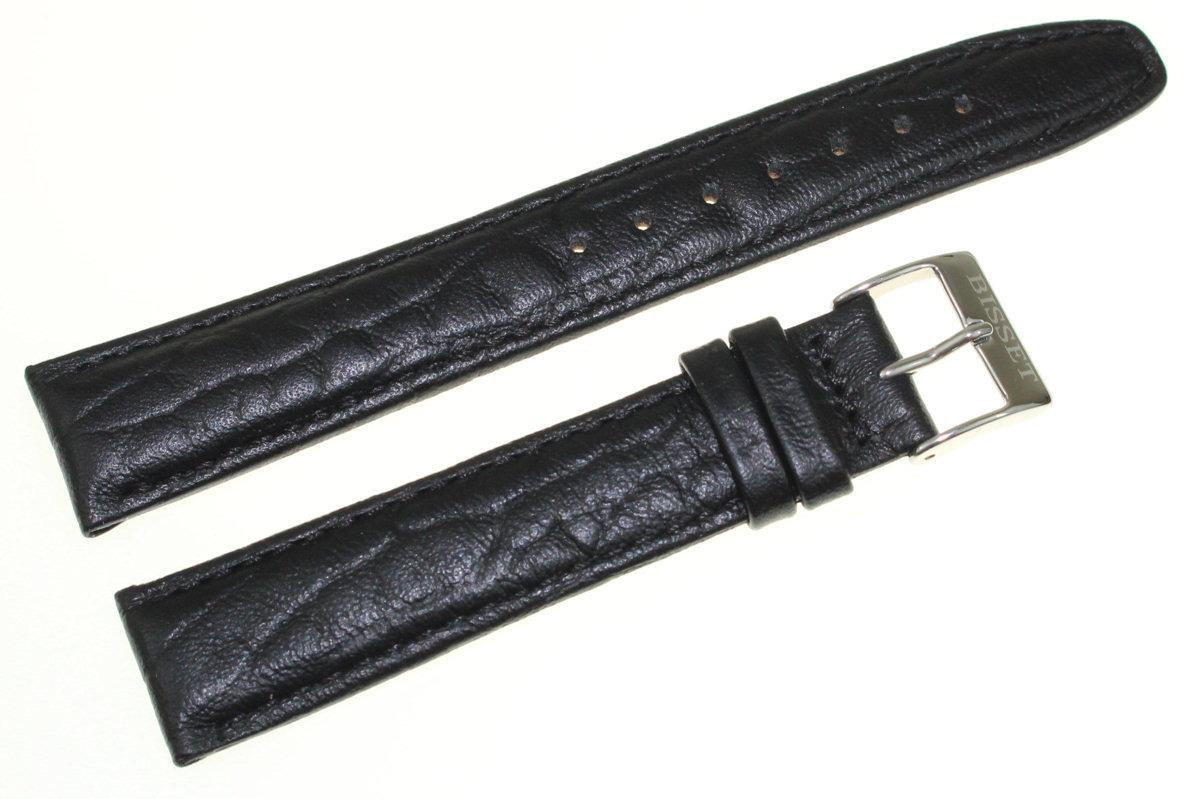 Skórzany pasek do zegarka Bisset 18 mm BS-104.18.16