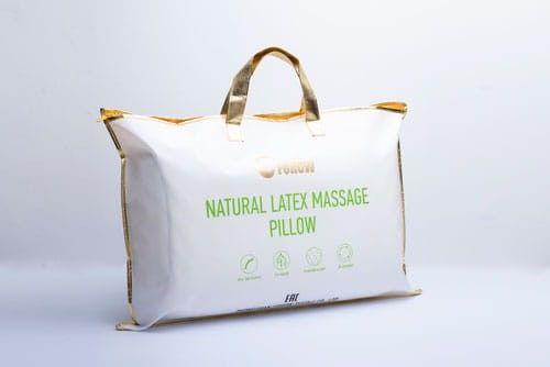 Poduszka do masażu z naturalnego lateksu Fohow