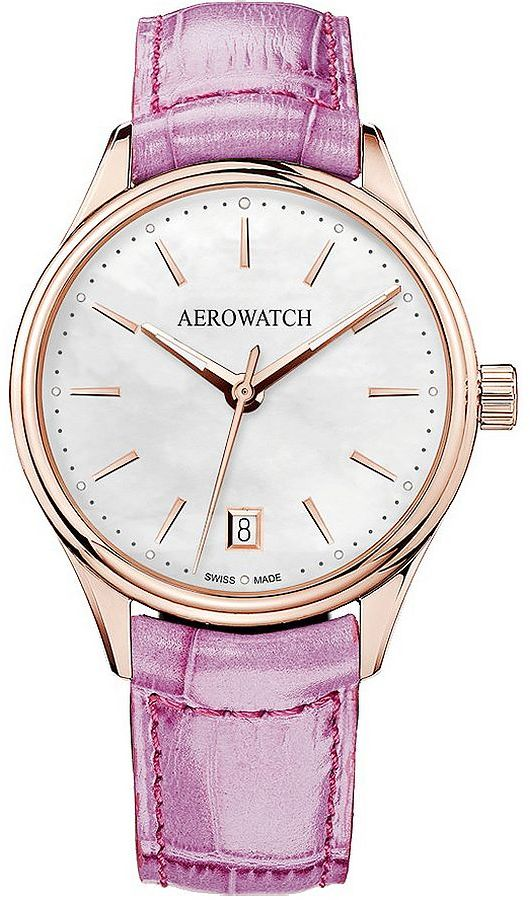 Aerowatch 42980-RO03 > Wysyłka tego samego dnia Grawer 0zł Darmowa dostawa Kurierem/Inpost Darmowy zwrot przez 100 DNI