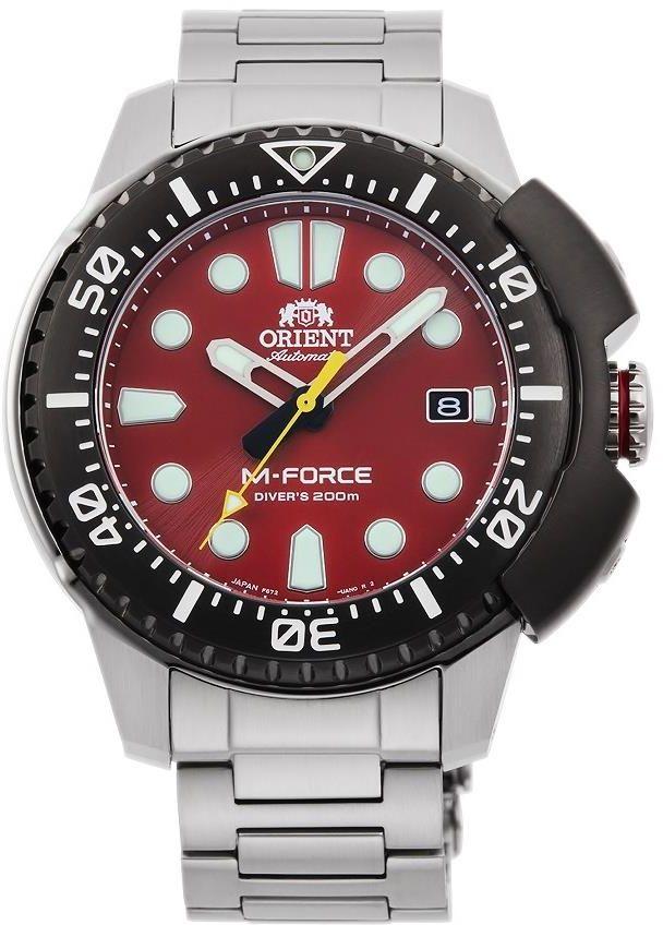 Zegarek Orient M-FORCE Automatic Diver RA-AC0L02R00B GWARANCJA 100% ORYGINAŁ WYSYŁKA 0zł (DPD INPOST) POLECANY SKLEP RABAT -5% SPRAWDŹ W SKLEPIE