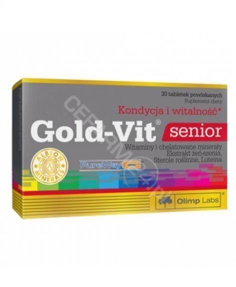 Olimp Gold-Vit Senior 30 tabletek