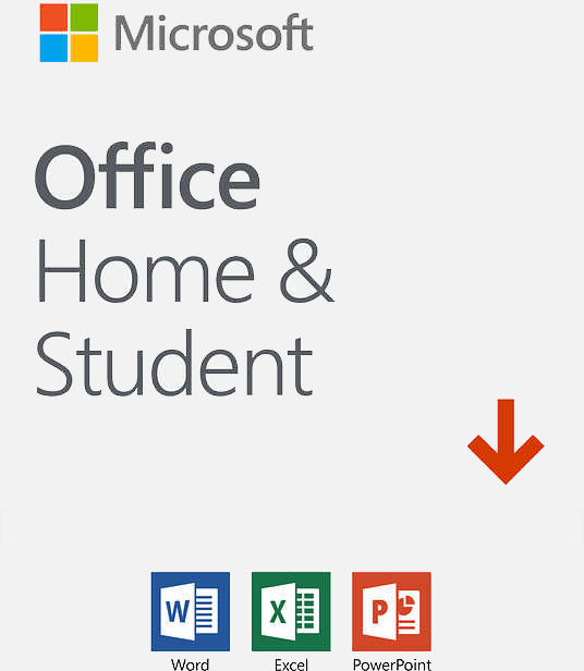 Microsoft Office 2019 Dom i Uczeń (Home and Student) Retail Win PL