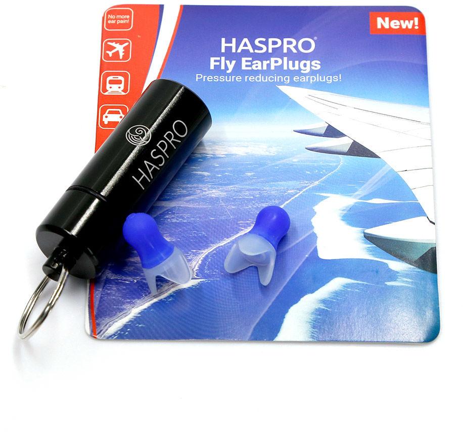 Zatyczki do uszu Haspro Fly (stopery)
