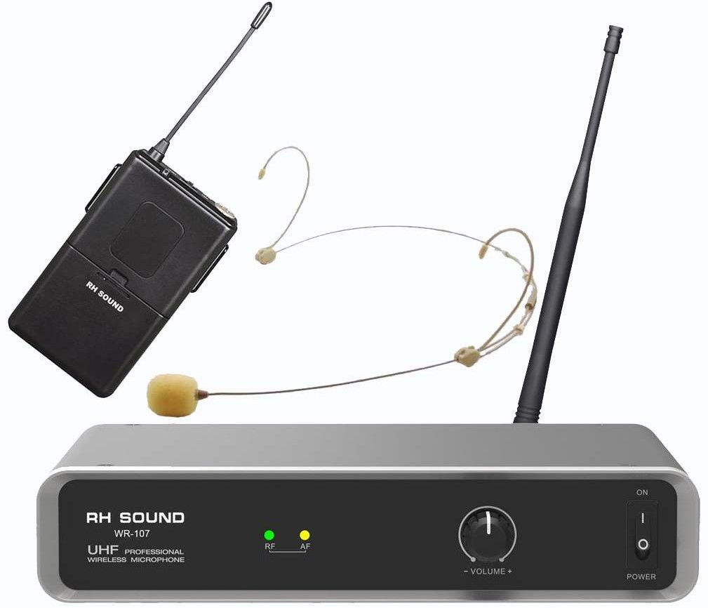 RH Sound WR-107 - mikrofon nagłowny