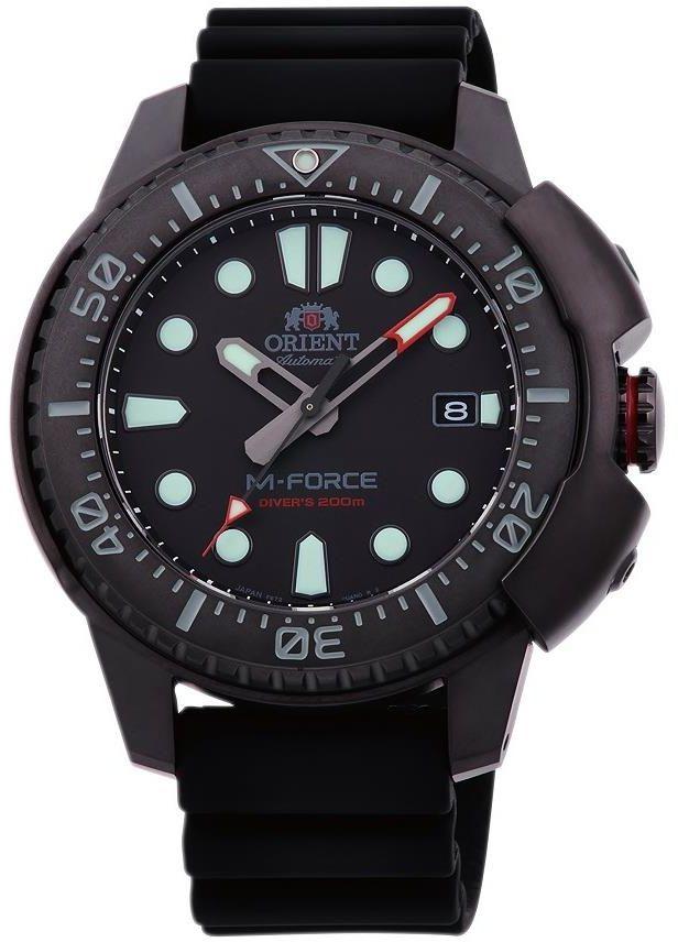 Zegarek Orient M-FORCE Automatic Diver RA-AC0L03B00B GWARANCJA 100% ORYGINAŁ WYSYŁKA 0zł (DPD INPOST) POLECANY SKLEP RABAT -5% SPRAWDŹ W SKLEPIE