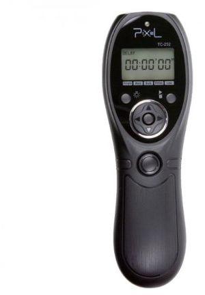 Pixel Timer zdalny wyzwalacz kablowy TC-252 DC1 dla Nikon