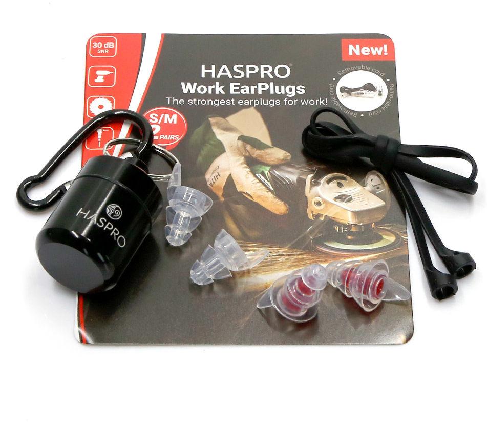 Zatyczki do uszy Haspro Work