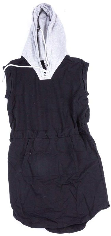 sukienka BENCH - Dress Black Beauty (BK11179)