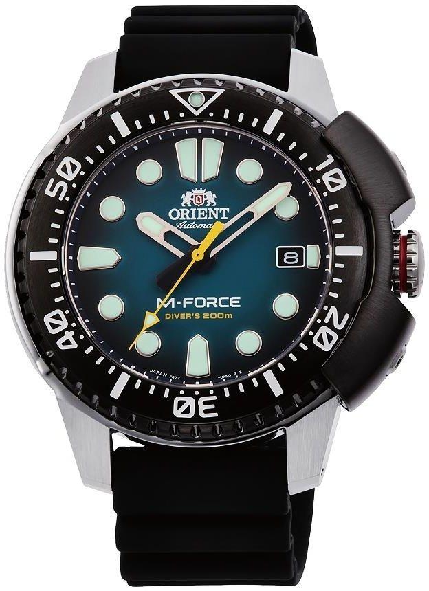 Zegarek Orient M-FORCE Automatic Diver RA-AC0L04L00B GWARANCJA 100% ORYGINAŁ WYSYŁKA 0zł (DPD INPOST) POLECANY SKLEP RABAT -5% SPRAWDŹ W SKLEPIE