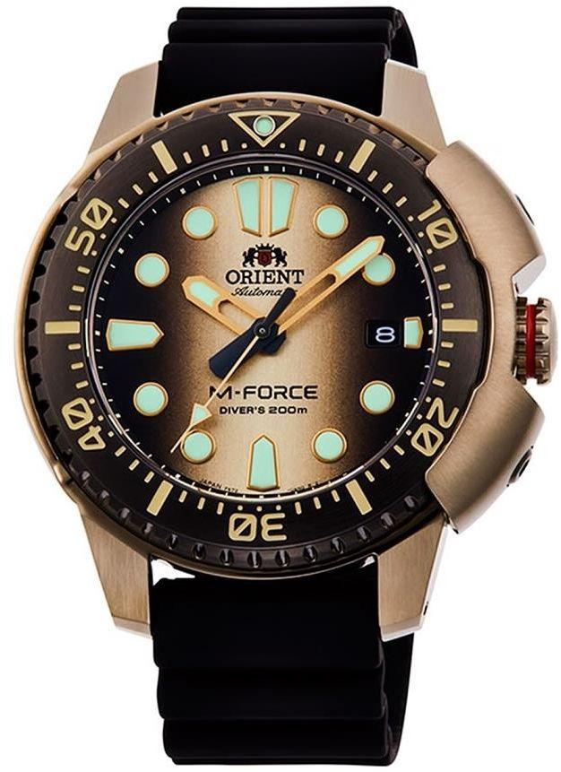 Zegarek Orient M-FORCE Automatic Diver RA-AC0L05G00B GWARANCJA 100% ORYGINAŁ WYSYŁKA 0zł (DPD INPOST) POLECANY SKLEP RABAT -5% SPRAWDŹ W SKLEPIE