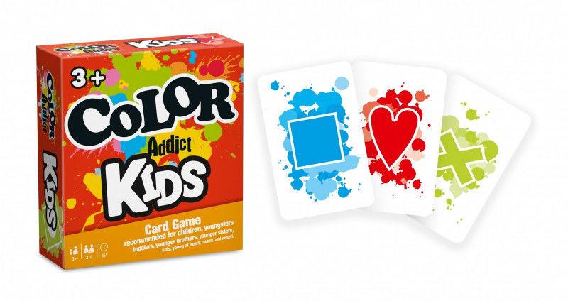 Gra Color Addict Kids (PL)
