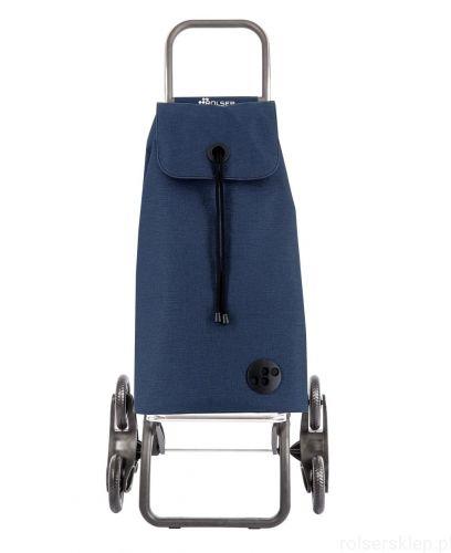 Wózek na zakupy Rolser Logic RD6 Tweed Marino SKŁADANY