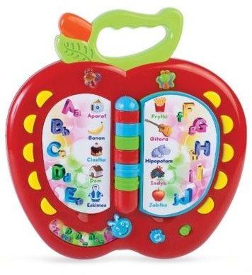 Zabawka edukacyjna Jabłko PLPL BAM BAM 316713