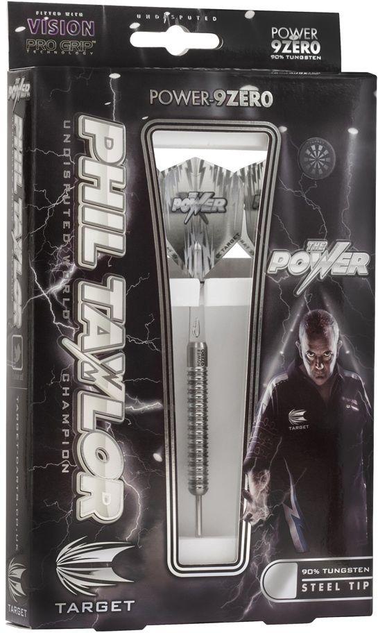 Rzutki Target Phil Taylor Power 9Zero (steel tip)