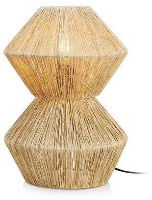 Lampa stołowa Straw 107983 Markslojd pleciona oprawa w dekoracyjnym stylu