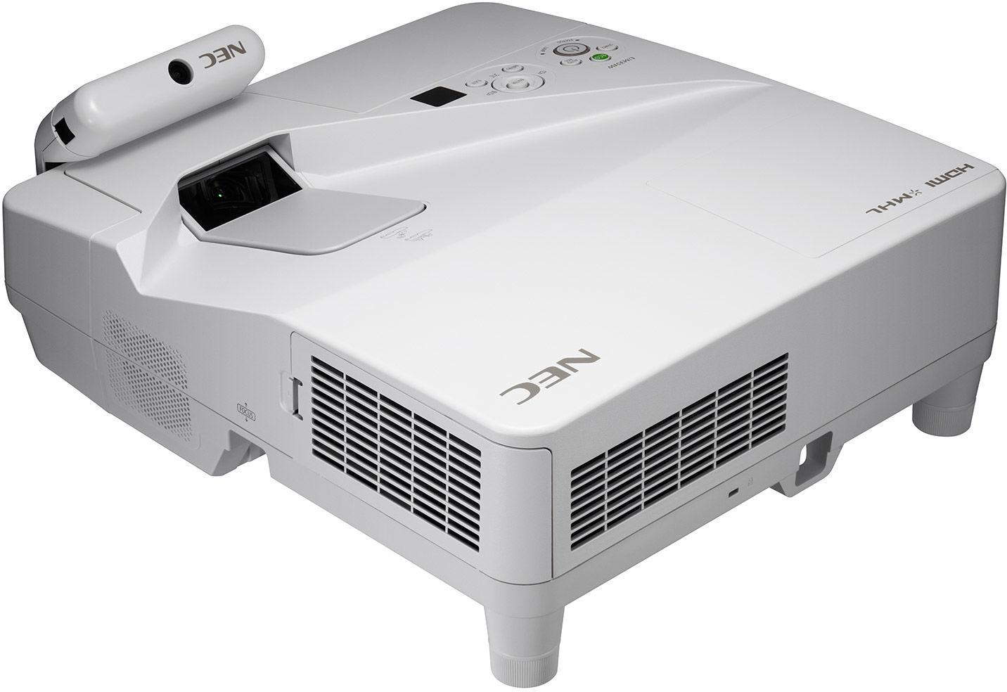 Projektor NEC UM351Wi (Multi-Touch) - DARMOWA DOSTWA PROJEKTORA! Projektory, ekrany, tablice interaktywne - Profesjonalne doradztwo - Kontakt: 71 784 97 60