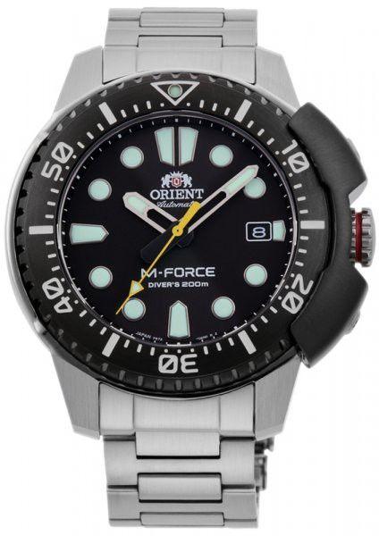 Zegarek Orient M-FORCE Automatic Diver RA-AC0L01B00B GWARANCJA 100% ORYGINAŁ WYSYŁKA 0zł (DPD INPOST) POLECANY SKLEP RABAT -5% SPRAWDŹ W SKLEPIE