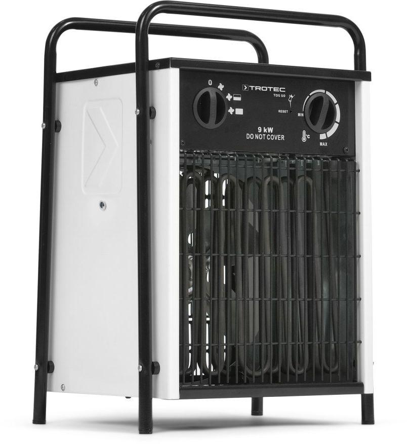 Nagrzewnica elektryczna TDS 50 biała