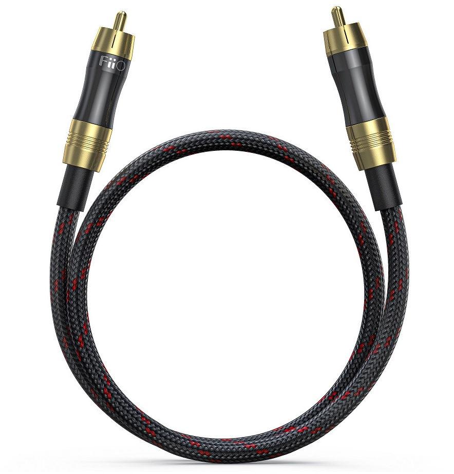 FiiO LR-RCA1 kabel cyfrowy RCA +9 sklepów - przyjdź przetestuj lub zamów online+