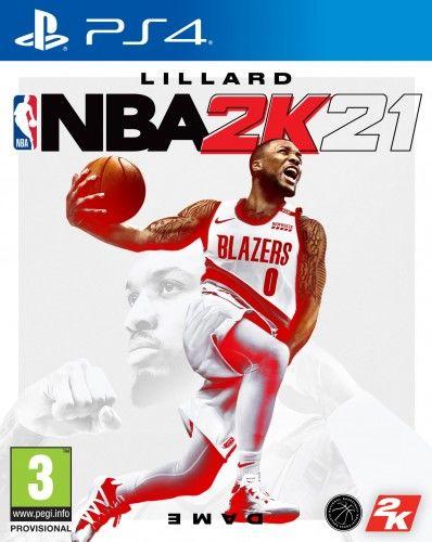NBA 2K21 PS4 Używana