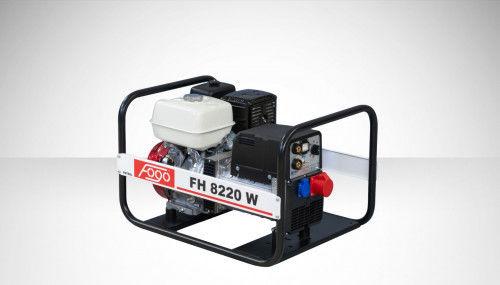 Fogo FH 8220 W Agregat prądotwórczy trójfazowy 400V/230V z funkcją spawania