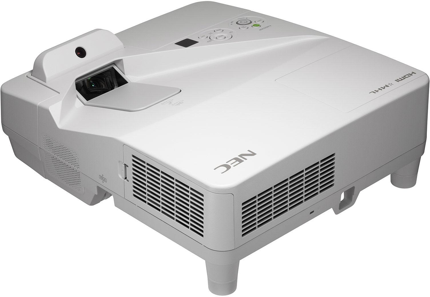 Projektor NEC UM352Wi (Multi Touch) - DARMOWA DOSTWA PROJEKTORA! Projektory, ekrany, tablice interaktywne - Profesjonalne doradztwo - Kontakt: 71 784 97 60