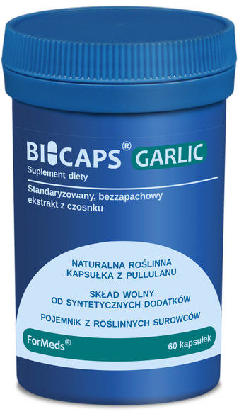 BICAPS Garlic 60kaps.