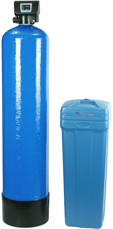 Usuwanie azotanów i zmiękczanie Blue Soft - RX50/C100+PA202