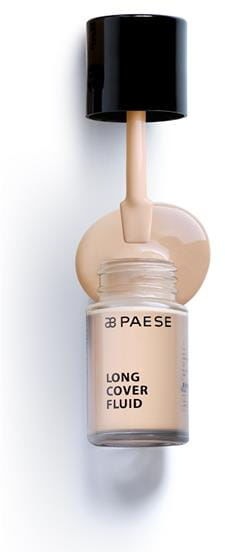 PAESE Podkład Long Cover Fluid alabaster