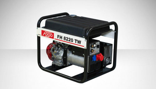 Fogo FH 8220 TW Agregat trójfazowy 400V/230V z funkcją spawania powiększony zbiornik paliwa