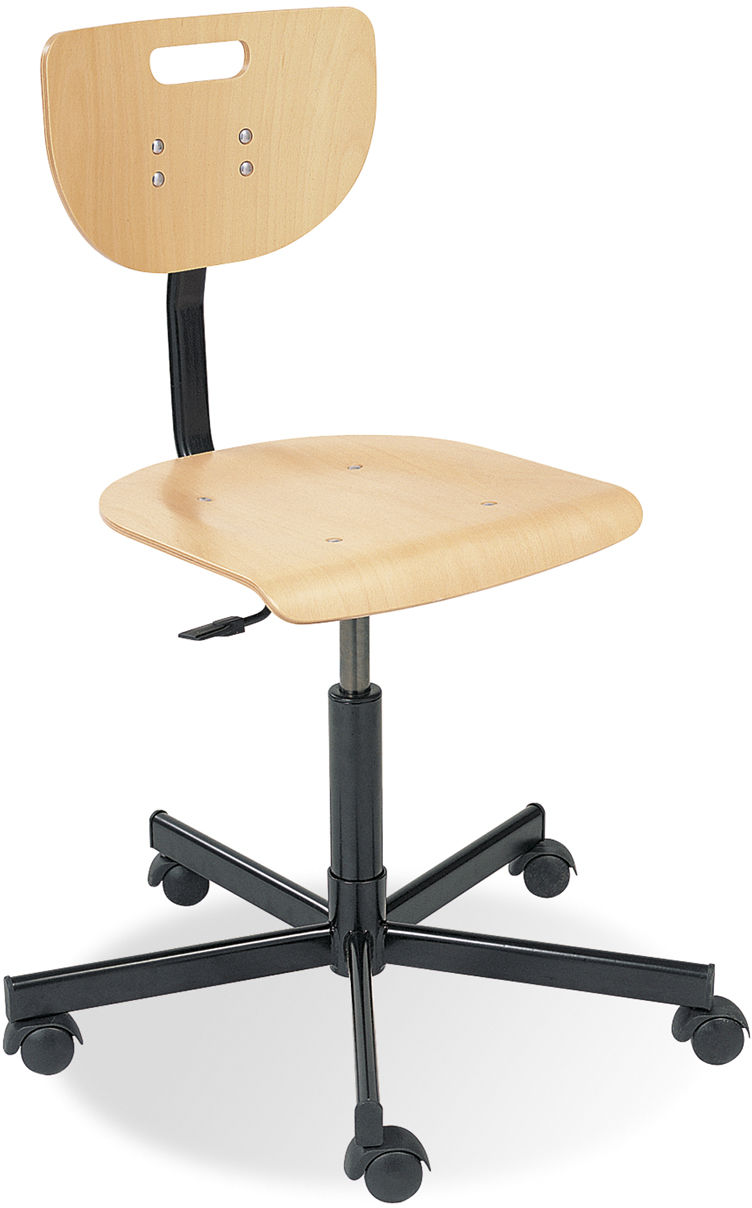 NOWY STYL Krzesło obrotowe WEREK steel26 #