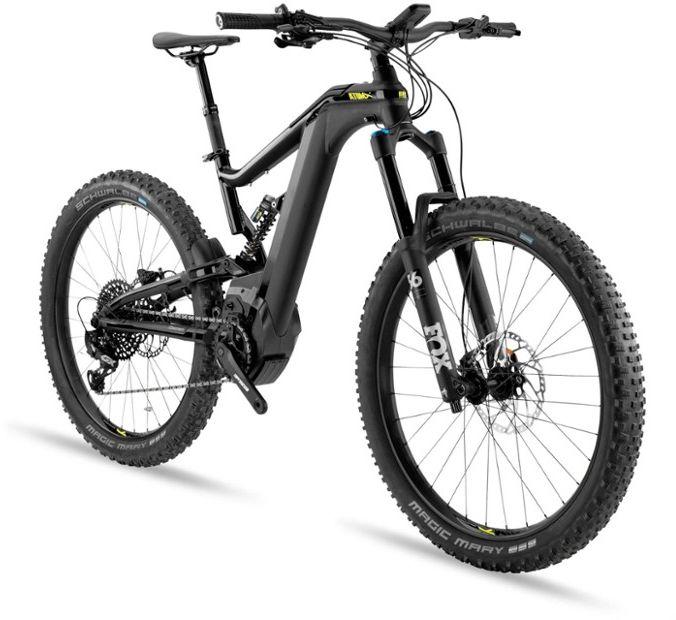 Rower elektryczny enduro all mountain Atom X Lynx 6 Pro-SE ER949 BH Bikes