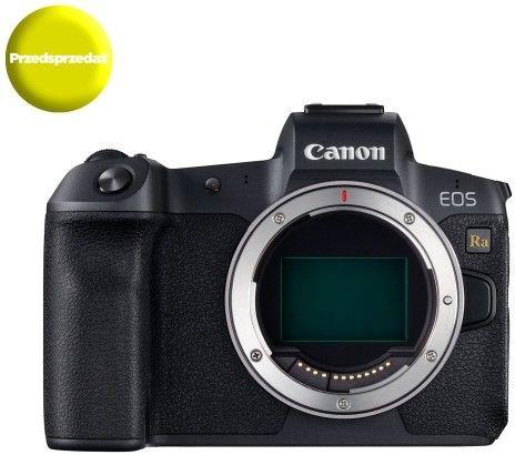 Canon EOS RA body Czarny