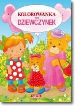 Kolorowanki dla dziewczynek