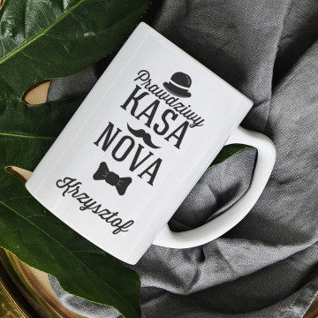 Kasanova - kubek personalizowany