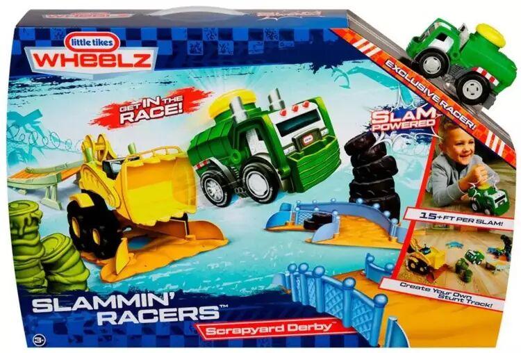 Slammin Racers arena do wyścigów