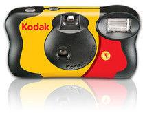 Kodak fun saver aparat Jednorazowy ISO 400 / 27 zdjęć + lampa